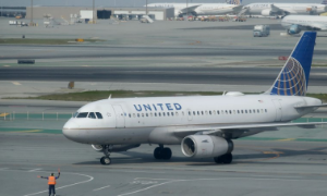 A Passenger with Coronavirus Symptoms Dies on a United Airlines Flight
