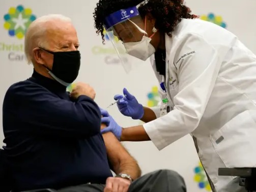 Coronavirus Updates as President-Elect Biden will Get a Second Dose of vaccine on January 11, 2021
